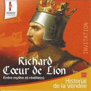 Visite privée et guidée de l'exposition Richard Coeur de Lion, jeudi 12 janvier 2017 à l'Historial à 16 h 30.