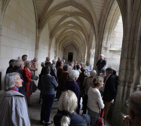 Lundi 27 mai 2019 : Visite à Saint-Michel en l'Herm (Abbaye Royale, musée Deluol, île de la Dive)